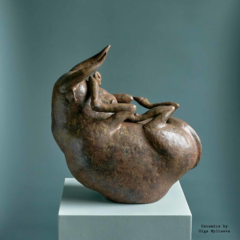 Палеолит. | Ceramic by Olga Myltseva